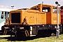 """LKM 262035 - DB AG """"312 001-1"""" __.05.2001 - Halberstadt, BetriebshofRalf Brauner"""