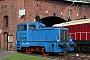 "LKM 262155 - VSE ""102 084"" 31.05.2014 - Schwarzenberg, EisenbahnmuseumRalph Mildner"