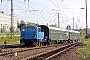 """LKM 262200 - SEM """"102 002-3"""" 28.08.2005 - Chemnitz, HauptbahnhofTom Radics"""