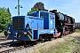 "LKM 262246 - KML ""19"" 03.07.2014 - Benndorf, MaLoWa BahnwerkstattStefan Kier"
