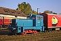 """LKM 262.5.567 - TEV """"V 22 002"""" 11.10.2008 - Weimar, BahnbetriebswerkWerner Schwan"""