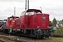 """MaK 1000057 - DME """"V 122"""" 30.05.2014 - Darmstadt-KranichsteinLeon Schrijvers"""