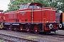 """MaK 1000153 - BE """"D 8"""" 2105.1995 - NordhornHeinrich Hölscher"""