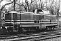 """MaK 1000257 - RStE """"V 133"""" 19.01.1990 Obernkirchen [D] Klaus Görs"""