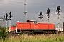 """MaK 1000259 - Railion """"290 001-7"""" 08.07.2008 - Rostock-Seehafen, RangierbahnhofIngmar Weidig"""