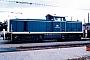 """MaK 1000260 - DB """"290 002-5"""" 05.09.1993 - Karlsruhe, BahnbetriebswerkErnst Lauer"""
