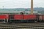 """MaK 1000260 - Railion """"290 502-4"""" 30.01.2009 - SaalfeldMarvin Fries"""