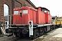 """MaK 1000261 - Railsystems """"290 003-3"""" 09.01.2015 - GothaSteffen Müller"""
