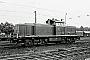 """MaK 1000261 - DB """"V 90 003"""" 27.07.1967 - Duisburg-Wedau, RangierbahnhofDr. Werner Söffing"""