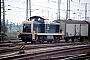 """MaK 1000267 - DB """"290 009-0"""" 31.05.1987 - Mannheim, Neckarauer ÜbergangErnst Lauer"""