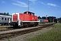 """MaK 1000269 - DB Cargo """"290 011-6"""" 19.07.2002 - GermersheimWerner Brutzer"""