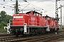 "MaK 1000274 - DB Schenker ""290 516-4"" 10.08.2010 - Köln-GrembergDominik Eimers"