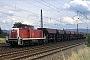 """MaK 1000275 - DB Cargo """"290 017-3"""" 16.07.1999 - Mannheim-FriedrichsfeldWerner Brutzer"""