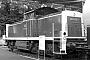 "MaK 1000278 - DB ""290 020-7"" 30.07.1985 - Nürnberg OstDietrich Bothe"