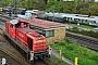 "MaK 1000278 - DB Cargo ""290 520-6"" 07.10.2017 - Kornwestheim, RangierbahnhofHarald S"