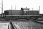 "MaK 1000391 - DB ""V 90 901"" 04.11.1967 - Hamburg-Wilhelmsburg, BahnbetriebswerkHelmut Philipp"