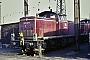 "MaK 1000391 - DB ""291 901-7"" 26.01.1975 - Bremen, Bahnbetriebswerk Bremen RbfHinnerk Stradtmann"