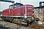 """MaK 1000392 - DB """"291 902-5"""" 04.11.1973 - Bremen, Bahnbetriebswerk RbfNorbert Lippek"""