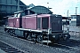 "MaK 1000392 - DB ""291 902-5"" 15.04.1976 - Bremen, HauptbahnhofNorbert Lippek"