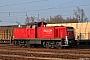 "MaK 1000392 - DB Schenker ""291 902-5"" 28.02.2011 - Rostock, SeehafenAndreas Görs"