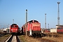 "MaK 1000392 - DB Schenker ""291 902-5"" 12.01.2014 - Rostock, Seehafen Peter Wegner"