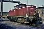 "MaK 1000392 - DB ""291 902-5"" 04.11.1973 - Bremen, Bahnbetriebswerk Bremen RbfHinnerk Stradtmann"