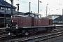 "MaK 1000393 - DB ""291 903-3"" 08.05.1973 - Bremen, HauptbahnhofNorbert Lippek"