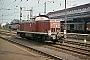 "MaK 1000394 - DB ""290 021-5"" 04.08.1972 - Bremen, HauptbahnhofNorbert Lippek"