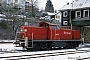 "MaK 1000394 - DB Cargo ""290 021-5"" 20.12.1999 - BrüggeWerner Wölke"