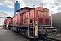 "MaK 1000394 - DB Cargo ""290 521-4"" 14.09.2018 - Mannheim, RangierbahnhofFlorian Fischer"