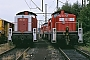 "MaK 1000396 - DB Cargo ""290 023-1"" __.08.2001 - Oberhausen-Osterfeld, BahnbetriebswerkRolf Alberts"