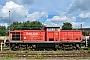 """MaK 1000397 - DB Cargo """"290 524-8"""" 09.08.2017 - Oberhausen-OsterfeldStefan Ritters"""