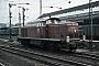 "MaK 1000398 - DB ""290 025-6"" 03.01.1975 - Bremen, HauptbahnhofNorbert Lippek"