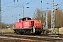 "MaK 1000400 - DB Schenker ""290 027-2"" 28.03.2012 - Rostock, SeehafenAndreas Görs"