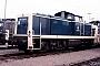 """MaK 1000401 - DB """"290 028-0"""" 31.10.1987 - Mannheim, BahnbetriebswerkErnst Lauer"""