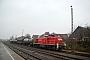 "MaK 1000401 - Railion ""296 028-4"" 14.11.2008 - WalsrodeTimm Grobe"
