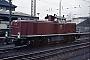 "MaK 1000404 - DB ""290 031-4"" 05.12.1975 - Bremen, HauptbahnhofNorbert Lippek"