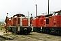 "MaK 1000404 - DB Cargo ""290 031-4"" 27.05.2001 - Saalfeld, BetriebshofDaniel Berg"