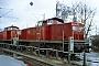 """MaK 1000405 - DB Cargo """"290 032-2"""" 24.02.2002 - Köln-Porz-Gremberghoven, Betriebshof GrembergRalf Lauer"""