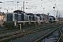 "MaK 1000407 - DB ""290 034-8"" __.12.1991 - Oberhausen-Osterfeld, BahnbetriebswerkRolf Alberts"