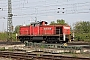 """MaK 1000407 - DB Cargo """"296 034-2"""" 14.04.2019 - Mannheim, RangierbahnhofErnst Lauer"""
