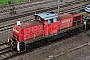 "MaK 1000407 - DB Cargo ""296 034-2"" 13.03.2020 - Mannheim, RangierbahnhofHarald Belz"