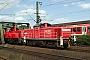 """MaK 1000410 - DB Schenker """"296 037-5"""" 05.06.2013 - Hamburg-VeddelDietrich Bothe"""