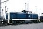 """MaK 1000411 - DB """"290 038-9"""" 08.12.1991 - Wanne-Eickel, HauptbahnhofMichael Kuschke"""