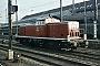 "MaK 1000412 - DB ""290 039-7"" 14.03.1973 - Bremen, HauptbahnhofNorbert Lippek"