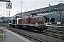 "MaK 1000412 - DB ""290 039-7"" 05.06.1981 - Bremen, HauptbahnhofNorbert Lippek"