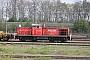 """MaK 1000412 - DB Cargo """"296 039-1"""" 14.04.2019 - Mannheim, RangierbahnhofErnst Lauer"""