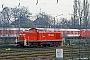 "MaK 1000413 - DB AG ""290 040-5"" 17.03.1999 - Bochum-Langendreher, RangierbahnhofIngmar Weidig"