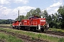 "MaK 1000416 - Railion ""296 043-3"" 09.06.2007 - OberhaunWerner Brutzer"
