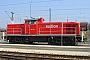 """MaK 1000416 - Railion """"296 043-3"""" 14.04.2005 - München, Rangierbahnhof NordMarcus Kantner"""